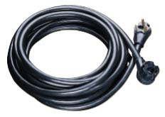 25' Extra Heavy-duty 30 amp Power Cord